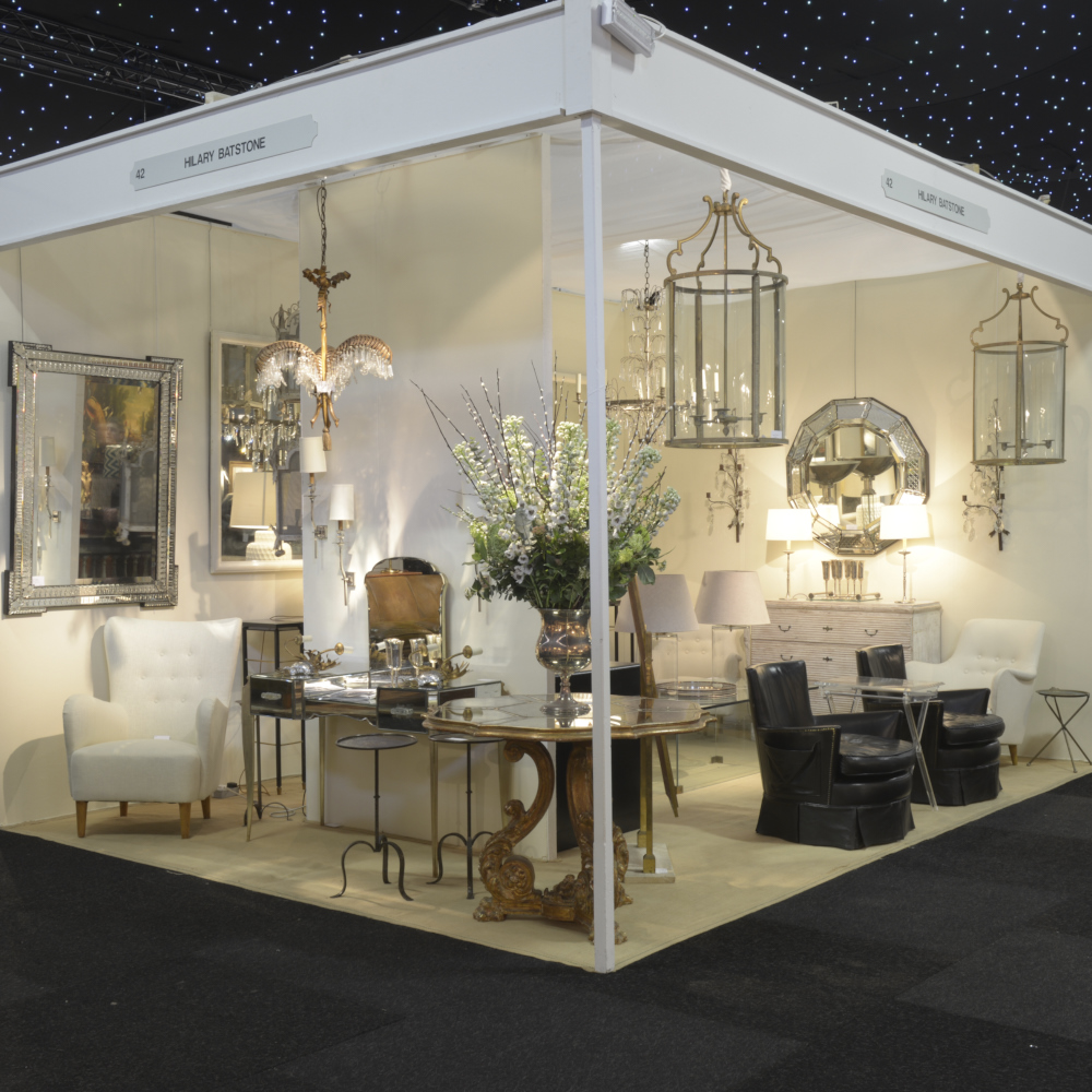 The Decorative Fair January 2016 Hilary Batstone